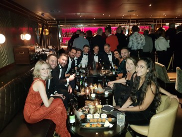 GKR London Property Recruitment Xmas Party